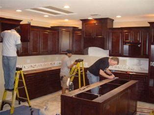 Kitchen Installation photo